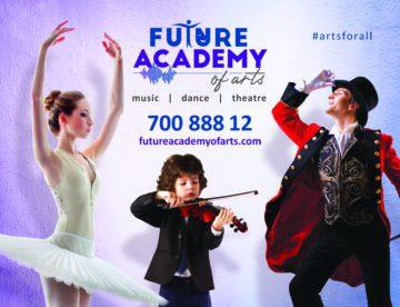Νέα τμήματα Μουσική - Χορός - Θέατρο